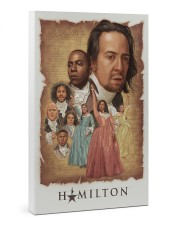 Hamilton 24x36 Gallery Wrapped Canvas Prints thumbnail