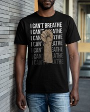 I Can't Breathe GF Classic T-Shirt apparel-classic-tshirt-lifestyle-front-40