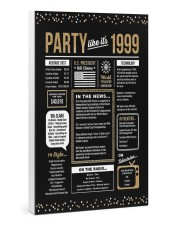 Party Like It's 1999 24x36 Gallery Wrapped Canvas Prints thumbnail