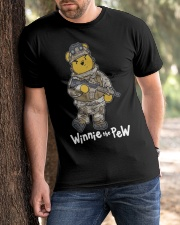 Winnie The Pew Classic T-Shirt apparel-classic-tshirt-lifestyle-front-51