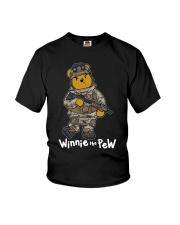Winnie The Pew Youth T-Shirt thumbnail