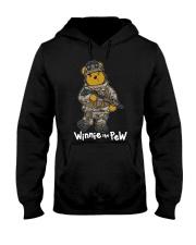 Winnie The Pew Hooded Sweatshirt thumbnail
