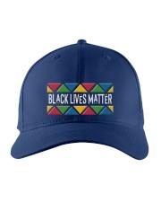 Black Lives Matter Hat Embroidered Hat front