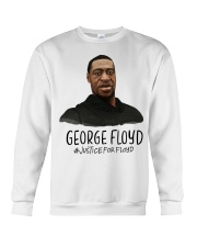 Justice For Floyd Crewneck Sweatshirt thumbnail