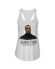 Justice For Floyd Ladies Flowy Tank thumbnail