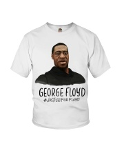 Justice For Floyd Youth T-Shirt thumbnail