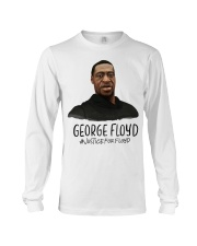 Justice For Floyd Long Sleeve Tee thumbnail
