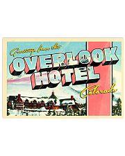 Overlook Hotel 24x16 Poster front