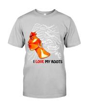 I Love My Roots Classic T-Shirt thumbnail