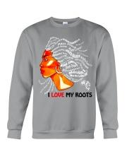 I Love My Roots Crewneck Sweatshirt thumbnail