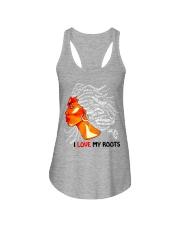 I Love My Roots Ladies Flowy Tank thumbnail