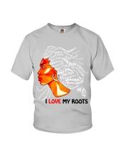 I Love My Roots Youth T-Shirt thumbnail