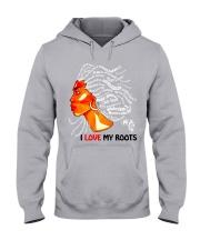 I Love My Roots Hooded Sweatshirt thumbnail