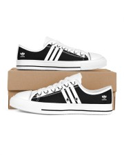 Adicats  Men's Low Top White Shoes inside-right-outside-right