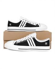 Adicats  Women's Low Top White Shoes tile