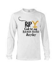 RIP Yellow Long Sleeve Tee thumbnail