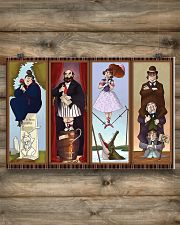 Haunted Mansion Stretching Portraits 24x16 Poster poster-landscape-24x16-lifestyle-15