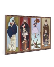 Haunted Mansion Stretching Portraits Gallery Wrapped Canvas Prints tile