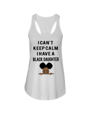 I Have A Black Daughter Ladies Flowy Tank thumbnail