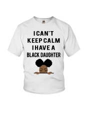 I Have A Black Daughter Youth T-Shirt thumbnail