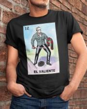 El Valiente Classic T-Shirt apparel-classic-tshirt-lifestyle-26
