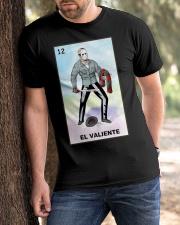 El Valiente Classic T-Shirt apparel-classic-tshirt-lifestyle-front-51