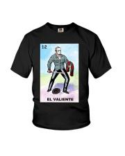 El Valiente Youth T-Shirt tile