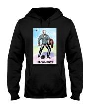 El Valiente Hooded Sweatshirt tile