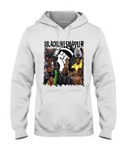 Black Lives Matter Hero Hooded Sweatshirt tile