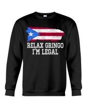 Relax Gringo Crewneck Sweatshirt tile