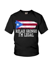 Relax Gringo Youth T-Shirt thumbnail