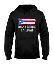 Relax Gringo Hooded Sweatshirt tile