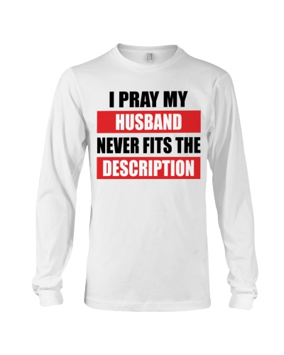 I Pray My Husband