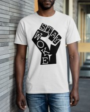 Stay Woke Classic T-Shirt apparel-classic-tshirt-lifestyle-front-40