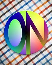 CIRCLEON Circle Coaster aos-coaster-round-front-lifestyle-8