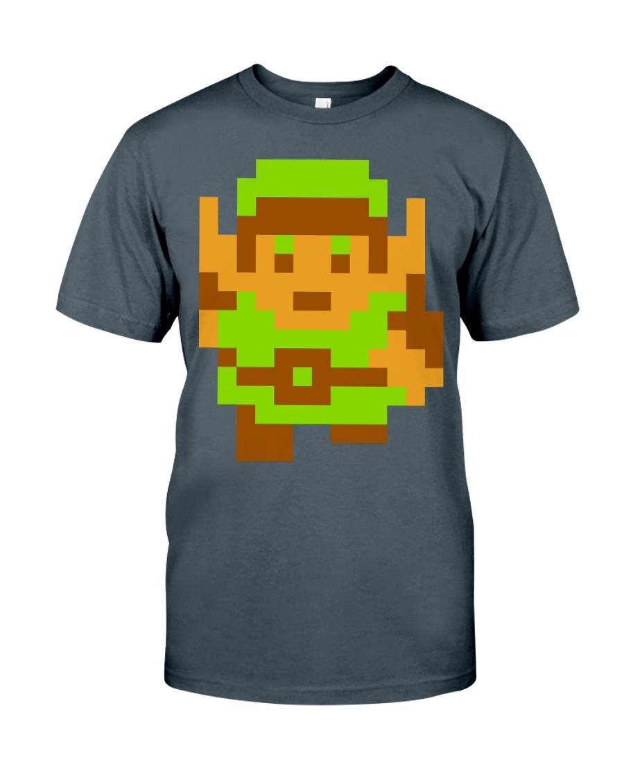 Legend of Z 8-bit Classic T-Shirt