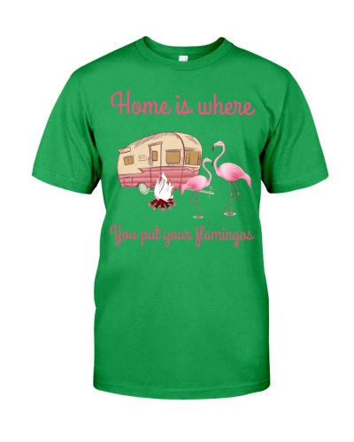 Home Is Where Tshirt
