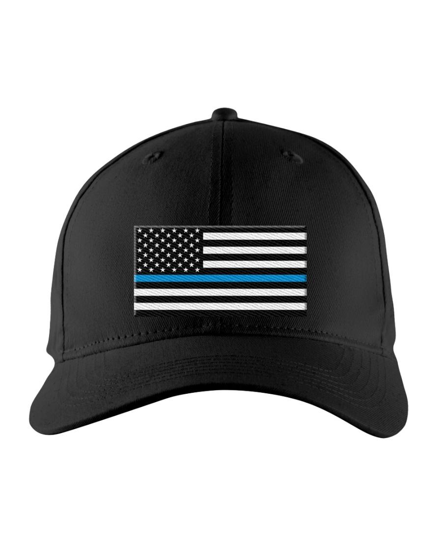 Blue Lives Matter Hat Embroidered Hat