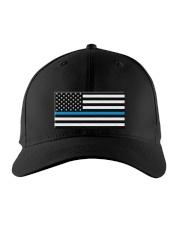 Blue Lives Matter Hat Embroidered Hat front