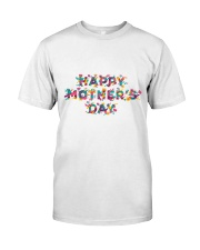 Happy mother day Classic T-Shirt thumbnail