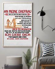 an meinen ehefrau 11x17 Poster lifestyle-poster-1