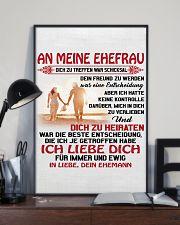 an meinen ehefrau 11x17 Poster lifestyle-poster-2