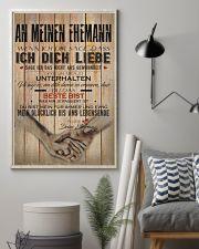 An meine ehemann 24x36 Poster lifestyle-poster-1