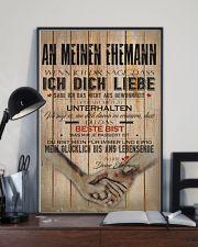 An meine ehemann 24x36 Poster lifestyle-poster-2