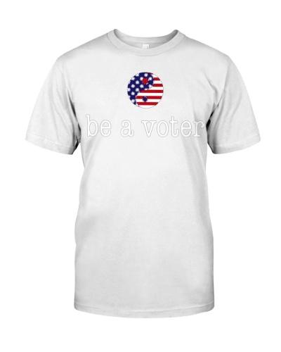 Be A Voter Patriotic Citizen Sweat