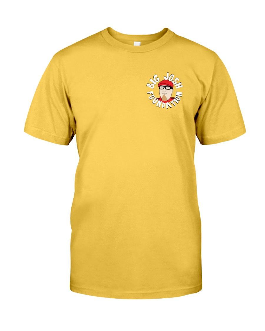 Big Josh Foundation Logo Campaign Classic T-Shirt