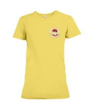 Big Josh Foundation Logo Campaign Premium Fit Ladies Tee thumbnail