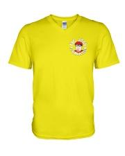 Big Josh Foundation Logo Campaign V-Neck T-Shirt thumbnail