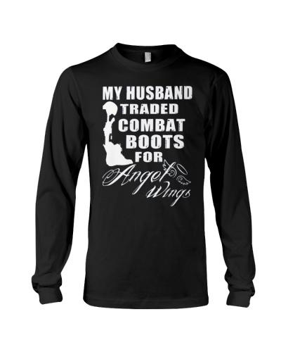 Veterans Wife Combat Boots