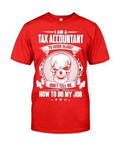 Tax accountant tees